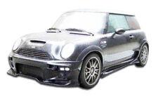 02-06 Mini Cooper Duraflex Vader Front Bumper 1pc Body Kit 100360