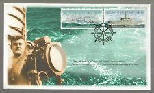1998 Canada Ships FDC. First day Cover