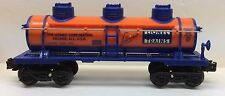 Lionel TMT-18410 Flat Bed Truck & Triple Dome Tank Car O Scale