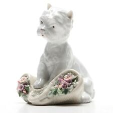 Lladro 01008207 Playful Character Porcelain Figurine | Hand Made in Spain (New!)