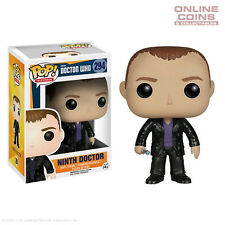 DOCTOR WHO - NINTH DOCTOR Pop! Vinyl Figure Funko - BNIB!
