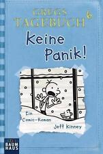 Gregs Tagebuch 06 - Keine Panik! von Jeff Kinney (2014, Taschenbuch)
