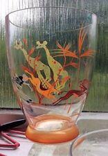 Art Deco Vase Crystal Glass