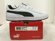 Puma Basket II style#347168 02 Mens shoe size 11 white