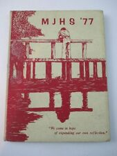 1977 Madison Indiana IN MJHS Junior High School Yearbook