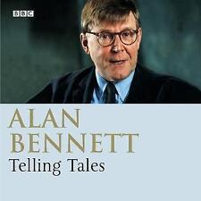 ALAN BENNETT - TELLING TALES - 2 CD BBC RADIO AUDIO - NEW/UNSEALED