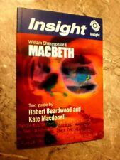 William Shakespeare's Macbeth: Text Guide  (Paperback, 2007)CG3
