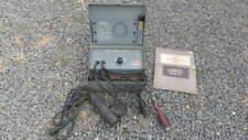 Power timing light, lampe stroboscopique, JEEP, U.S., WW2