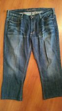 Mens GUESS Jeans size 40 x 26 100% Cotton Medium Wash