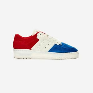 New adidas Originals Rivalry Low EF6414 Royal Blue/White/Scarlet Shoes n1