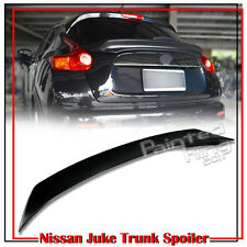 Unpaint D Style Trunk Middle Spoiler For Nissan JUKE F15 SUV Hatchback 12-16 New