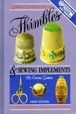 Zalkins Handbook of Thimbles and Sewing Implements : Complete Collector's Guide
