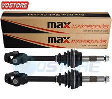Front CV Joint Axles Set for Polaris Scrambler Sportsman Xplorer 400 500 Bigboss
