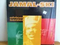JAMAL - SKI            LP         AFRICAN  BORDER