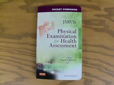 POCKET COMPANION - PHYSICAL EXAMINATION & HEALTH ASSESSMENT 7TH EDITION (LOT M)
