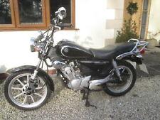 Yamaha YBR 125 Custom Learner Legal Motorcycle A1 condition