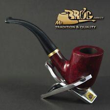 """ECCEZIONALE Mr.Brog originale pipa pipe erica bruyere Borgogna Nr. 90 """"STEWARD"""""""