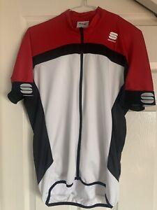 Sportful Cycling Jersey Top - Size XL