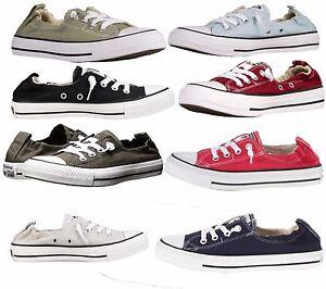 Chuck Taylor All Star CTAS Shoreline Slip Brand New Womens Fashion Shoes