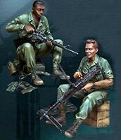 1/35 Resin Vietnam War US Soldiers at Rest unpainted unassembled BL940