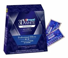 Whitestrips Professional Effect Treatments 3D White Teeth Original Oral Hygiene