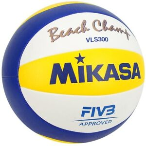 MIKASA VLS300 Beach Champ  Мяч для пляжного волейбола