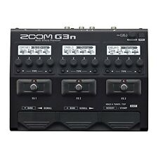 Zoom G3n Multi Effects Processor for Guitar Free Shipping