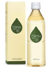 Manju 500 ml - Japanisches Fermentationsgetränk + Infobroschüre Manju, 20 Seiten