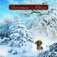 Various Artists : Christmas in Albion CD (2012) ***NEW*** FREE Shipping, Save £s