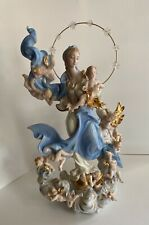 Franklin Mint Mary Queen Of Heaven Limited Edition