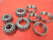 NEW 1928-48 Ford front wheel bearings / cups complete set    B-1201-KT