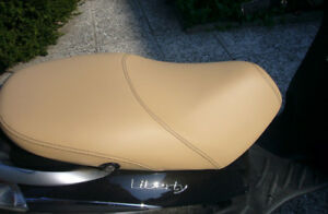 Rivestimento copri SELLA Personalizzato LIBERTY 50 per scooter Piaggio 2T-4T New