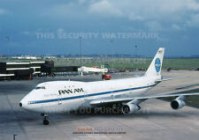 PAN AM BOEING 747 121 SYDNEY A3 POSTER PRINT PICTURE PHOTO IMAGE x