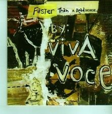 (CY796) Viva Voce, Faster Than A Dead Horse - 2006 DJ CD