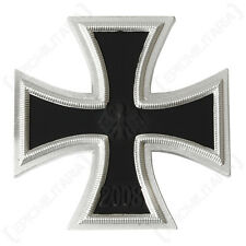 2008 IRON CROSS FIRST CLASS - Repro Hinged Pin Military WW2 German Bundeswehr