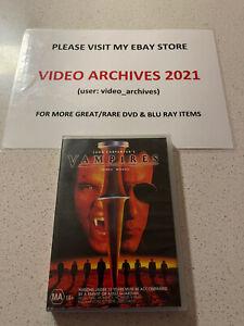John Carpenter's Vampires (1998) DVD - Ex Rental - Free Postage