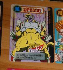 DRAGON BALL GT Z DBZ HONDAN PART 29 CARDDASS CARD REG CARTE 157 JAPAN 1997 MINT