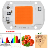 220v/110V COB LED Grow Light Full Spectrum Outdoor Plant Hydroponic Grow Light