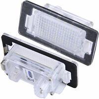 LED KENNZEICHENBELEUCHTUNG für BMW 5er F10, F11 | X1 E84, F48 | [7101]