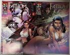 Michael Turner's Fathom #12 A & B Variant Cover Set of 2 Image Comics 2000 NM