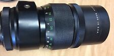 FULL FRAME F4 300  mm 4K 6K Sonnar  Carl Zeiss PL RED ARRI MOVIE CAMERA BMPCC