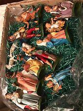Nativity 12 Piece scene Made In Italy