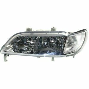 Driver Side Left LH Headlamp Lens/Housing fits 1997 1998 1999 Acura 2.2CL