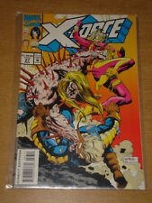 X-FORCE #37 MARVEL COMIC NEAR MINT CONDITION AUGUST 1994