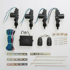 Portable 4001 Car Central Power Door Lock/Unlock Remote Kit Keyless Entry BC