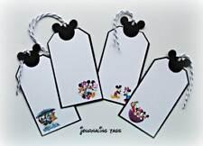 Craftecafe Disney Tag premade paper piecing scrapbook diecut piece album Wolffey