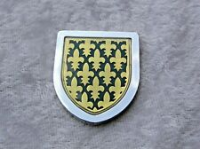 THE COATS OF ARMS OF THE GREAT MONARCHS OF HISTORY INGOT LOUIS IX FRANKLIN MINT