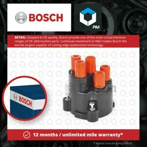 Distributor Cap fits VOLVO 850 2.3 93 to 97 Bosch Genuine Top Quality Guaranteed