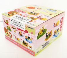 Re-ment 172040 Rilakkuma Omotenashi japonaise Bonbons 1 Box 8 Figurines Ensemble
