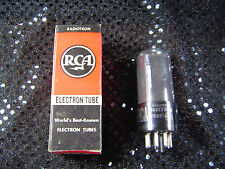Vintage RCA 25L6GT Electronic Tube with Box 1952 Untested NOS?